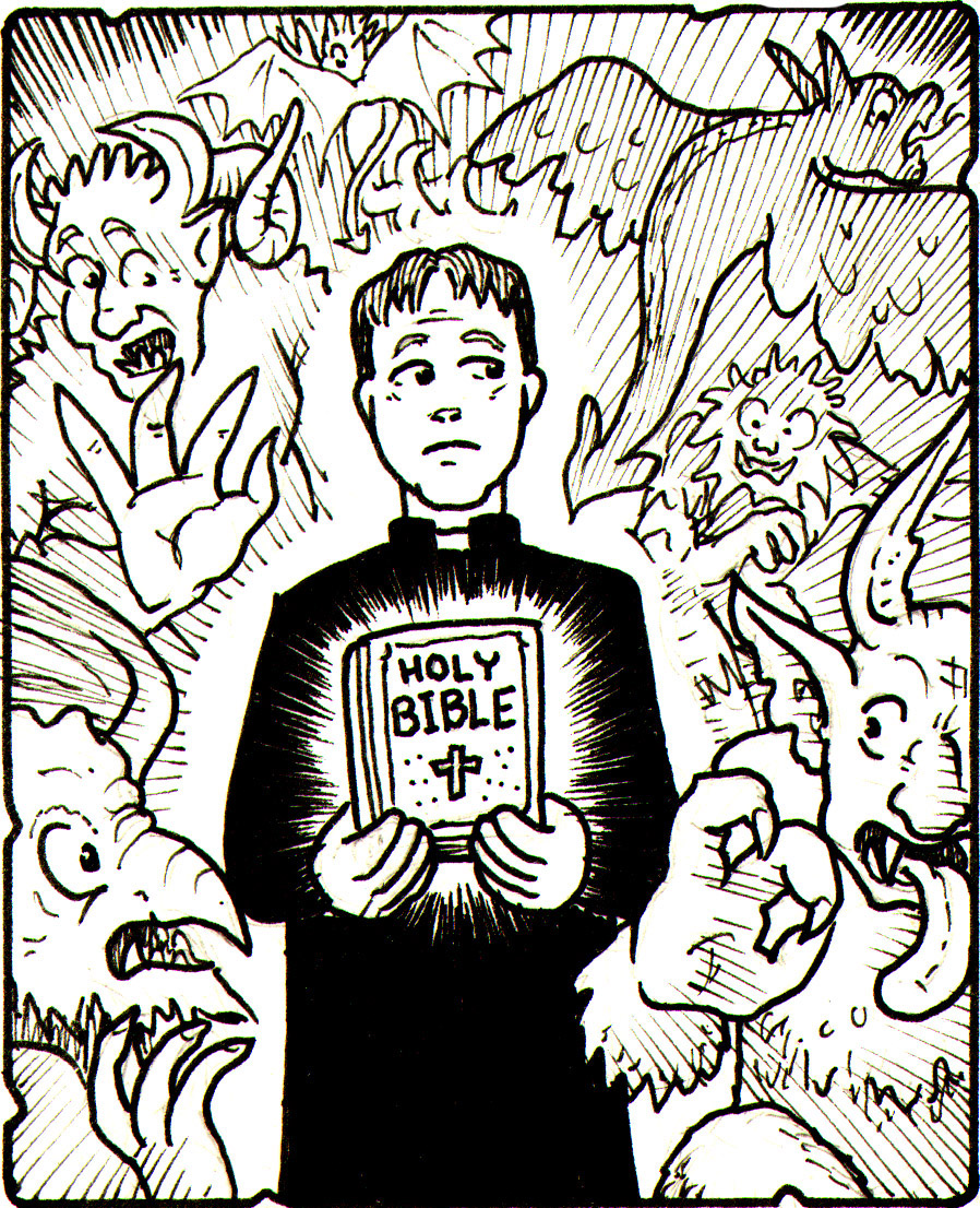 Demons Hate Bibles